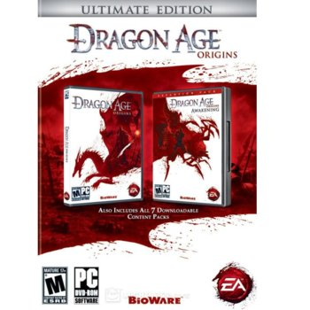 Dragon Age: Origins UE product