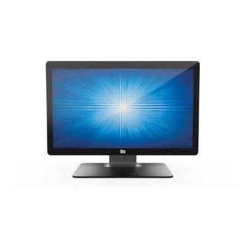 """Дисплей Elo ET2403LM-2UWA-0-BL-G, тъч дисплей, 23.8"""" (60.45 cm), Full HD, HDMI, VGA, USB image"""
