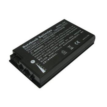 Батерия (заместител) за Fujitsu-Siemens, съвместима с Amilo Pro V8010/Amilo Pro V8010D/MAXDATA Pro 6000i, 6cell, 10.8V, 4400mAh image
