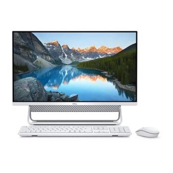 "All In One компютър Dell Inspiron 5400 AIO (DIAIO5400I58G512GMX330T_WINH-14), четириядрен Intel Core i5-1135G7 2.4/4.2 GHz, 23.8"" (60.45 cm) Full HD Anti-Glare Display & GF MX330 2GB, 8GB DDR4, 512GB SSD, 1x USB 3.1 Gen 2 Type C, Windows 10 Home image"