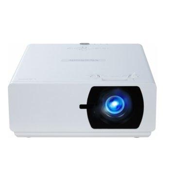 Проектор ViewSonic LS900WU, DLP, 1920x1200 (WUXGA), 3000000: 1, 6000 lm, HDMI, VGA, LAN image