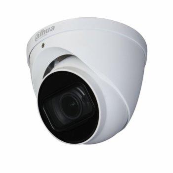 HDCVI камера Dahua HAC-HDW1230T-Z-A, куполна камера, 2MPix(1920×1080@25fps), 2.7mm/12mm, IR осветеност (до 60 m), външна IP67,  image