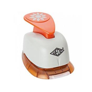 Декоративен перфоратор Wedo, слънчоглед, 18mm image
