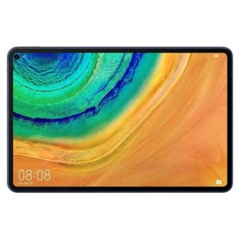 "Таблет Huawei MatePad Pro (сив) в комплект с калъф и клавиатура + писалка, LTE, 10.8"" (27.43 cm) IPS дисплей, осемядрен HiSilicon Kirin 990 2.86 GHz, 6 GB RAM, 128GB Flash памет (+NanoMemory слот), 13.0 & 8.0 MPix камера, Android image"