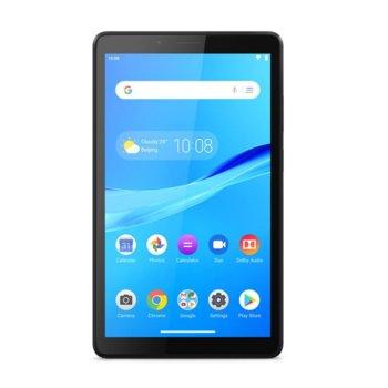 "Таблет Lenovo Tab M7 WiFi (ZA550030BG), 7"" (17.78 cm) HD дисплей, четириядрен MediaTek MT8321 1.3GHz, 1GB, 16GB Flash памет (+microSD слот), 2.0 & 2.0 MPix камера, Android, 238g image"
