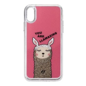 Cellular Line Stardust for iPhone X/XS llama product