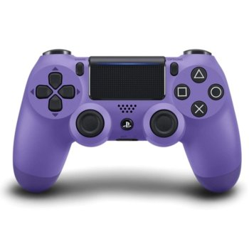 Геймпад PlayStation DualShock 4 V2 - Electric Purple, безжичен, за PS4, лилав image