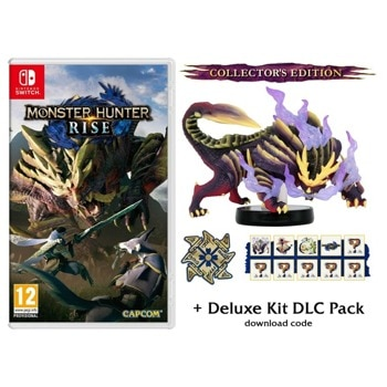 Monster Hunter RIse Collectors Edition Switch product