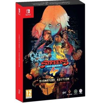 Игра за конзола Streets of Rage 4 Signature Edition, за Nintendo Switch image