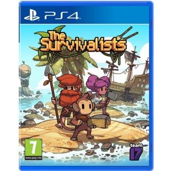 Игра за конзола The Survivalists, за PS4 image