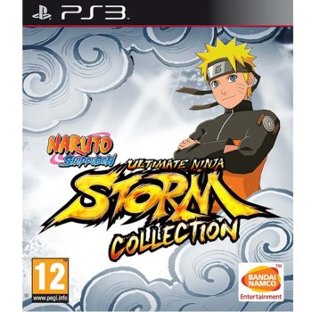 Naruto Shippuden Ultimate Ninja Storm Collection product