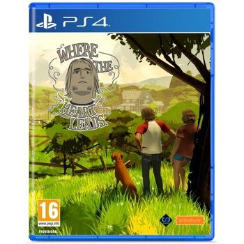 Игра за конзола Where The Heart Leads, за PS4 image