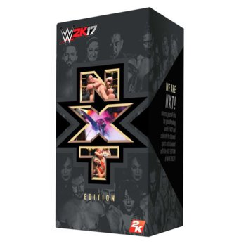 WWE 2K17 NXT Edition product