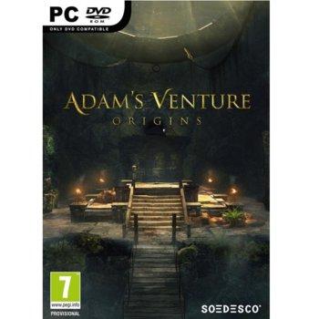 Adams Venture: Origins product