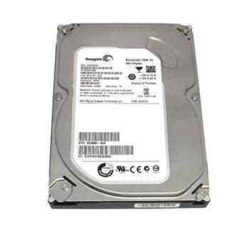Твърд диск 500GB Seagate, SATA 6Gb/s, 7200rpm, 16MB image