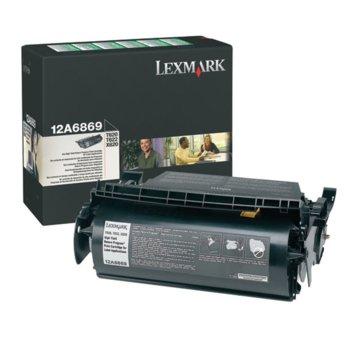 Барабан за Lexmark T620 / T620dn / T620in / T620n / T622 / T622dn / T622in / T622n / X620e - Black - P№ 12A6869 - 10 000k image