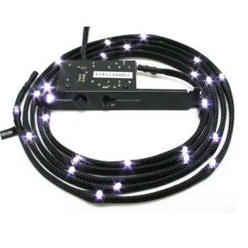 NZXT Sleeved LED Kit 1m White product
