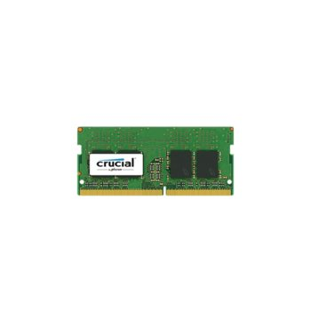 Crucial 1x8GB DDR4 Unbuffered product