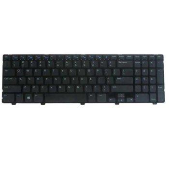Клавиатура за лаптоп Dell, съвместима със серия Inspiron 3521 5521 Vostro 2521, US/UK image