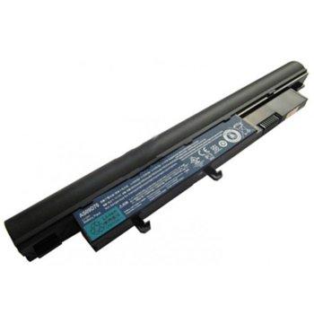 Батерия (заместител) за лаптоп Acer, съвместима със серия Aspire 3810T 4810T 5810T TravelMate 8371 8571  image