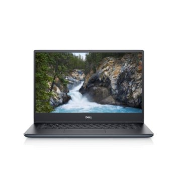 "Лаптоп Dell Vostro 5490 (N4105VN5490EMEA01_2005_UBU)(сив), четириядрен Comet Lake Intel Core i5-10210U 1.6/4.2 GHz, 14"" (35.56 cm) Full HD Anti-Glare Display & GF MX230 2GB, (HDMI), 8GB DDR4, 256GB SSD, 1x USB 3.1 Type C, Linux, 1.49 kg image"