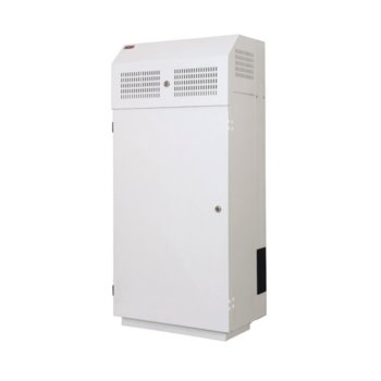 "Комуникационен шкаф Lande LN-SBO-IP55-09U6045-LG, 19"" (48.26 cm), 4U, 500 x 1050 mm, бял image"