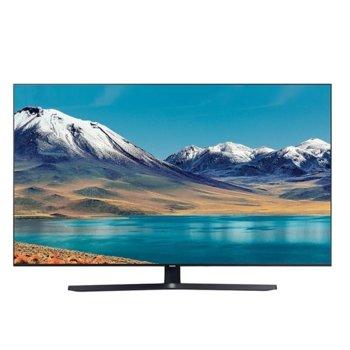 "Телевизор Samsung UE55TU8502UXXH, 55"" (139.7 cm) LED HDR Smart TV, Ultra HD, DVB-T2/C/S2, Wi-Fi, LAN, Bluetooth, 3x HDMI, 2x USB image"