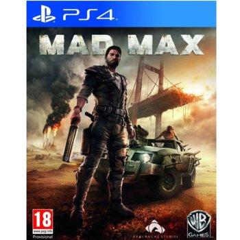 Игра за конзола Mad Max Day 1 Edition, за PS4 image