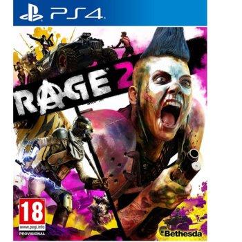 Игра за конзола Rage 2, за PS4 image