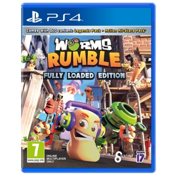 Игра за конзола Worms Rumble: Fully Loaded Edition, за PS4 image