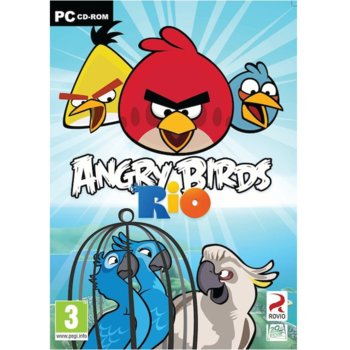 Angry Birds Rio product