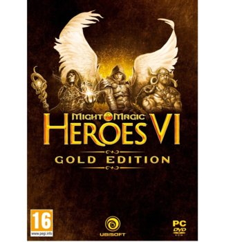 Might and Magic Heroes VI - Gold Edition product
