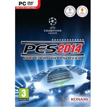 Pro Evolution Soccer 2014 product
