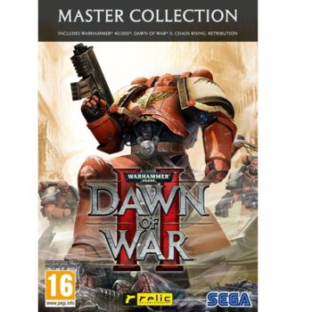 Игра Warhammer 40,000: Dawn of War II - Master Collection, за PC image