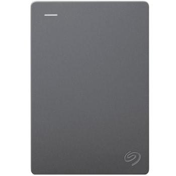 """Твърд диск 4TB, Seagate External Basic STJL4000400, черен, външен, 2.5"""" (6.35 cm), USB 3.0 image"""