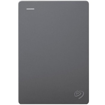 """Твърд диск 4TB, Seagate External Basic STJL4000400, сив, външен, 2.5"""" (6.35 cm), USB 3.0 image"""