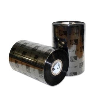 Лента за етикетен Zebra 02300GS03307 European Wax 33mm x 74m TT Ribbon image