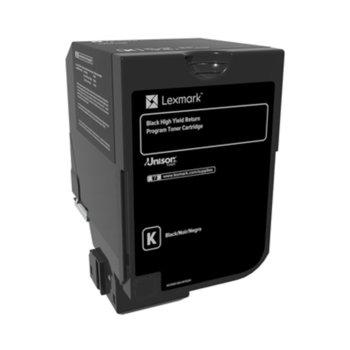 Lexmark 74C2HK0 Black product