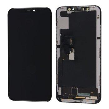 Дисплей за Apple iPhone X с тъч, оригинален, черен image