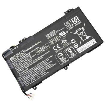 Батерия (оригинална) за лаптоп HP Pavilion, съвместима с 14-AL***, 11.55V, 41Wh image