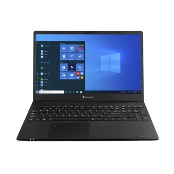 "Лаптоп Dynabook Toshiba Satellite Pro L50-G-11H (PBS12E-02R024G6), четириядрен Comet Lake Intel Core i5-10210U 1.6/4.2 GHz, 15.6"" (39.62 cm) Full HD Anti-Glare Display, (HDMI), 8GB DDR4, 256GB SSD, 1x USB 3.1 Type-C, Windows 10 Pro image"
