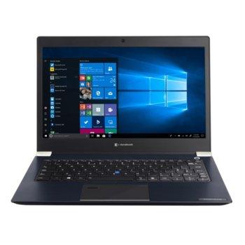 "Лаптоп Dynabook Toshiba Tecra X30-F-156 (PUR31E-0X6011G6), четириядрен Kaby Lake R Intel Core i5-8250U 1.6/3.4 GHz, 13.3"" (33.78 cm) Full HD Anti-Glare Display, (HDMI), 8GB DDR4, 256GB SSD, 2x USB 3.1 Type-C, Windows 10 Pro  image"
