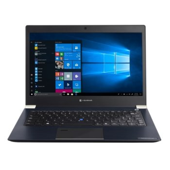 "Лаптоп Dynabook Toshiba Tecra X30-F-156 (PUR31E-0X6011G6), четириядрен Kaby Lake R Intel Core i5-8250U 1.6/3.4 GHz, 13.3"" (33.78 cm) Full HD Anti-Glare Display, (HDMI), 8GB DDR4, 256GB SSD, 2x USB 3.1 Type-C, Windows 10 Pro  image"