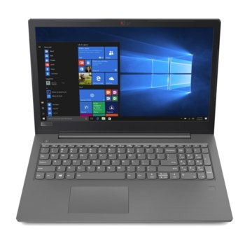 "Лаптоп Lenovo V330-15IKB (81AX011RBM)(сив), четириядрен Kaby Lake R Intel Core i5-8250U 1.6/3.4 GHz, 15.6"" (39.62 cm) Full HD Anti-Glare Display, (HDMI), 8GB DDR4, 256GB SSD, 1x USB 3.1 Type-C, Free DOS, 2.05 kg image"