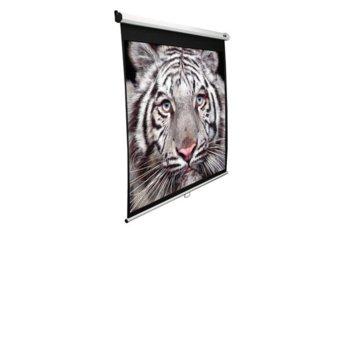 """Екран Elite Screens Manual, 100"""" (254 cm), за стена/таван, 2 г. гаранция image"""