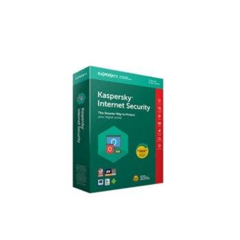 Софтуер Kaspersky Internet Security Multi-Device, 1 потребител, 1 година image