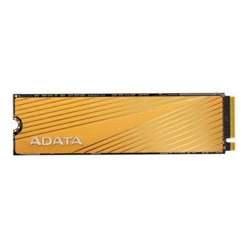 Памет SSD 256GB, A-Data FALCON, NVMe, M.2 (2280), скорост на четене 3100 MB/s, скорост на запис 1500MB/s image
