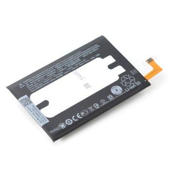 Батерия (оригинална) HTC B0P6B100 за HTC One 2 M8, 2600mAh/3.8V, Bulk image