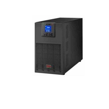 UPS APC Smart-UPS On-Line SRV 1000VA/800W, LCD дисплей image