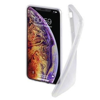 Калъф за Apple iPhone XS Max, Hama Crystal Clear, полиуретан, прозрачен image